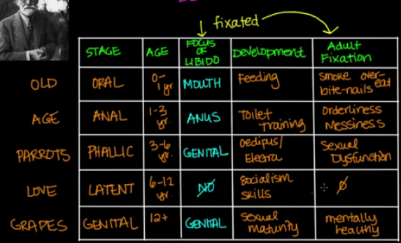 freud-stages