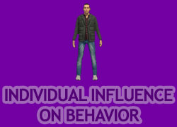 Individual Influence on Behavior Thumbnail